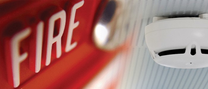 датчик пожарная сигнализация