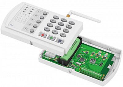 Контрольная панель и клавиатура