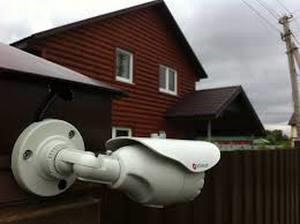 камера видеонаблюдение частный дом