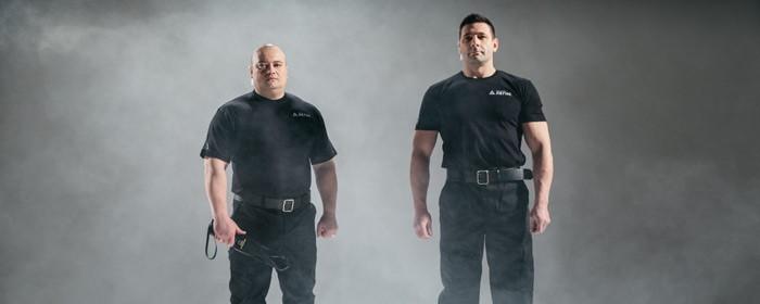 охрана охранники
