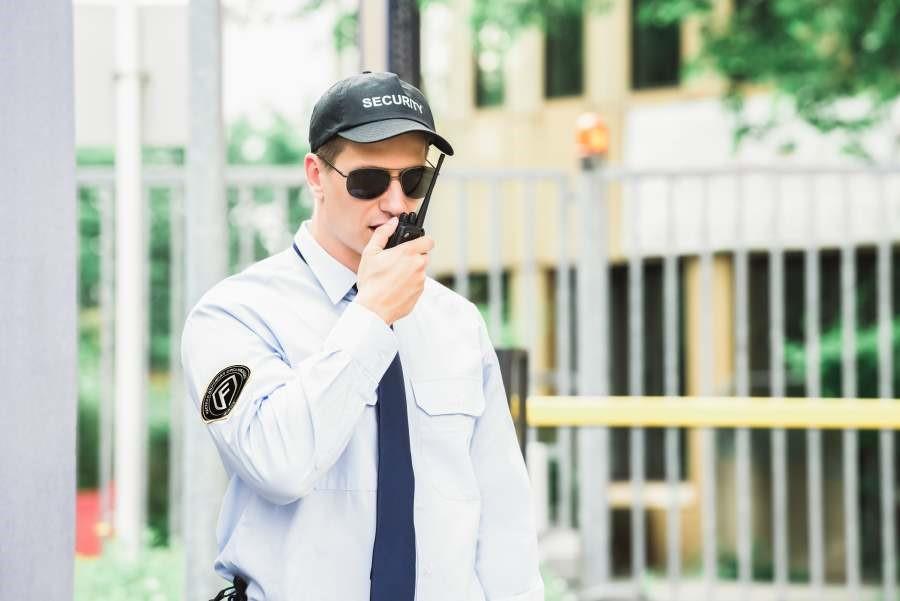 охранник охранные предприятия
