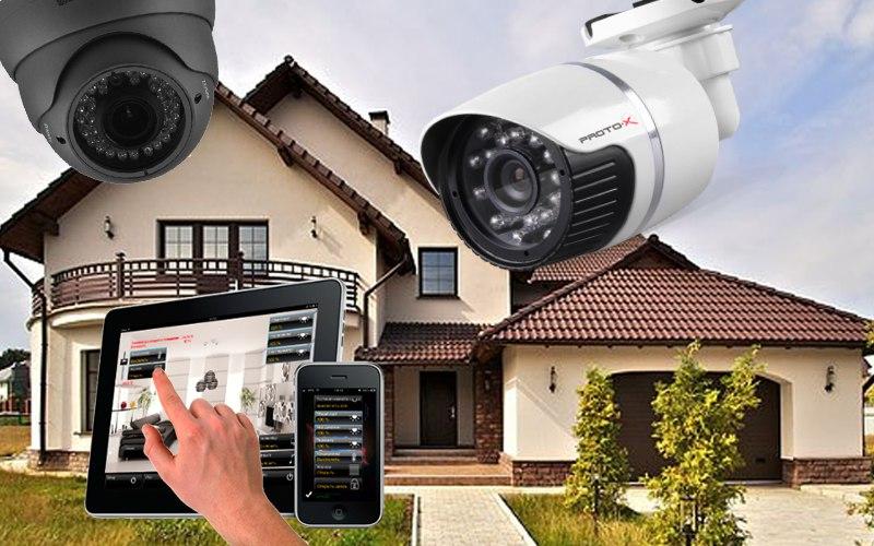 установка систем видеонаблюдения в Липецке